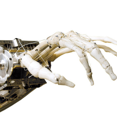 Robot hand washington mz1lqy