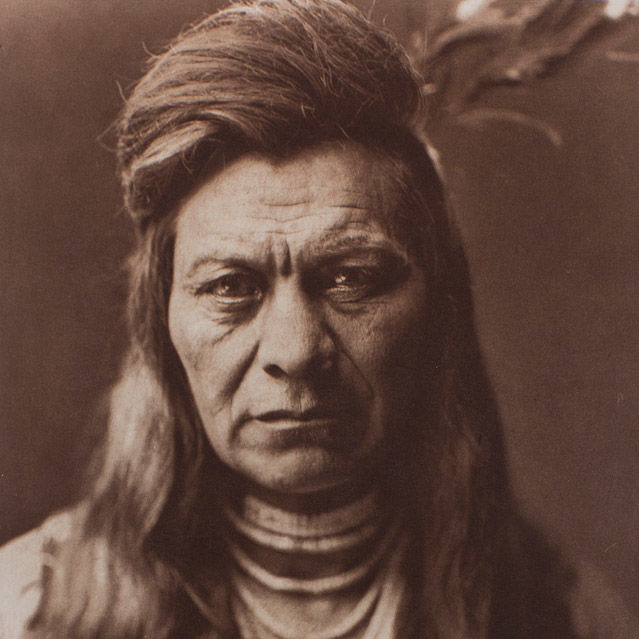 Black eagle nez perce nyocwv