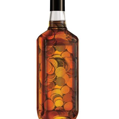 0912 power lines liquor krj4ft