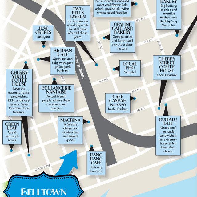 Belltown lunch spots lfjww8