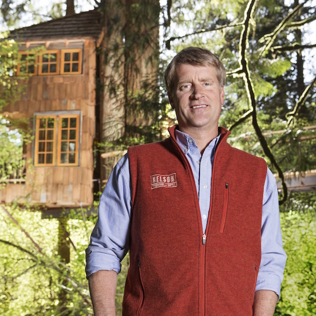 Pete nelson treehouse masters jxrfcr
