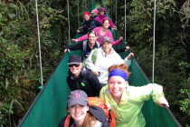 Thumbnail for - This Portland Woman's Travel Group is Taking Off
