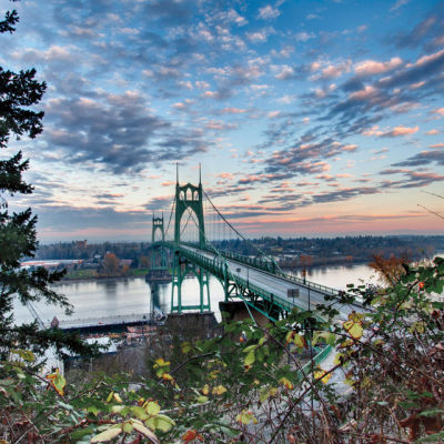 Stjohns bridge forest park dd6zwb