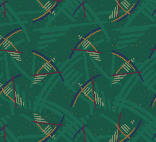 A Peek At PDX Airports New Carpet Portland Monthly