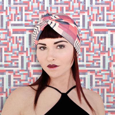 0613 patternpeople headband ebowie