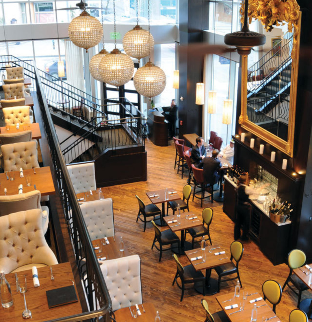 Downtown Restaurants To Stop While You Shop Seattle Met