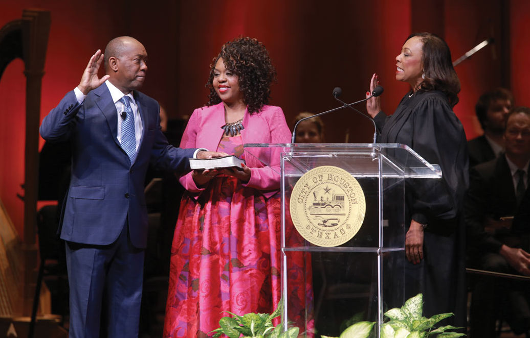 0216 sylvester turner swearing in ifwwch