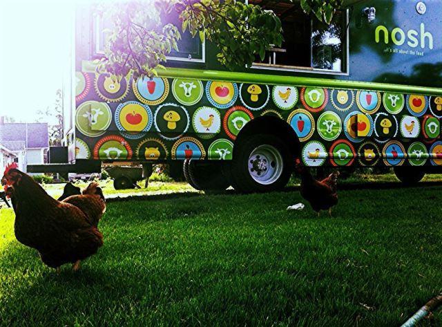 Nosh The Food Truck Debuts Wednesday Seattle Met