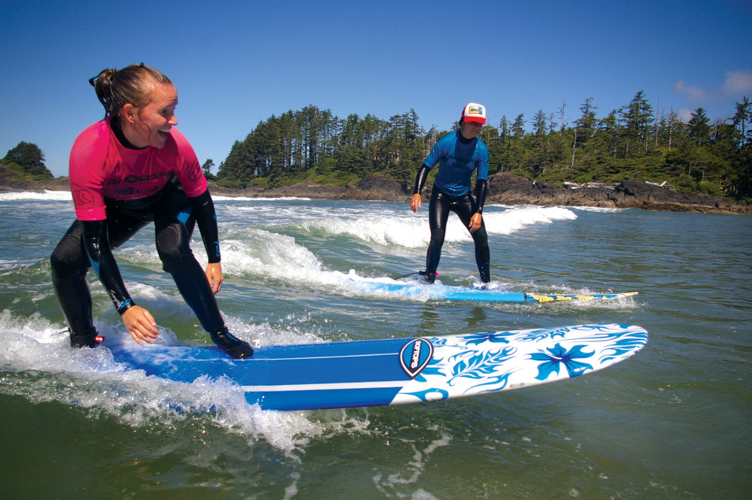 Surf sister tofino hlfufa