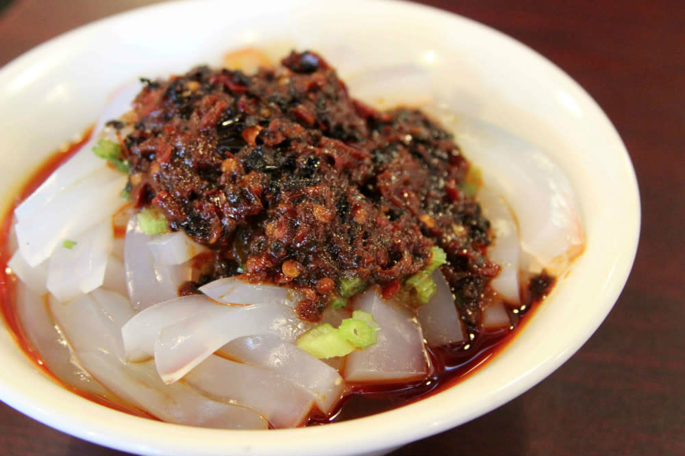Sichuan noodle sesame zojpy5