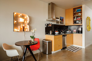 Pearl District design for small spaces