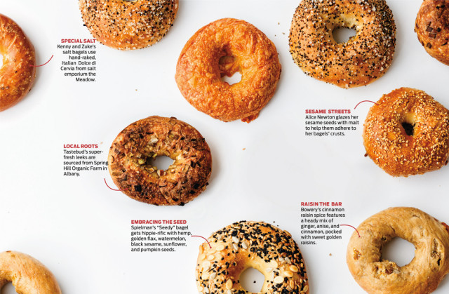 All of Portland's best bagels