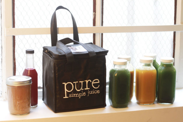 Pure simple juice yah1ri