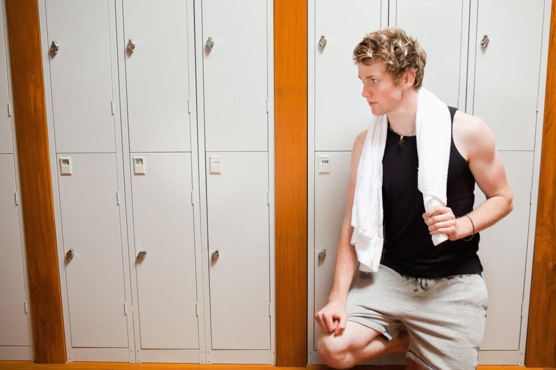 The men s locker room a survival guide houstonia