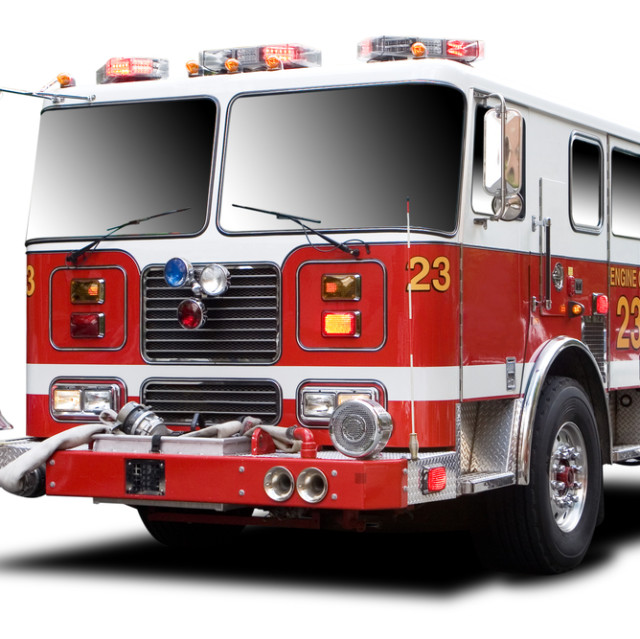 Fire truck zpeann