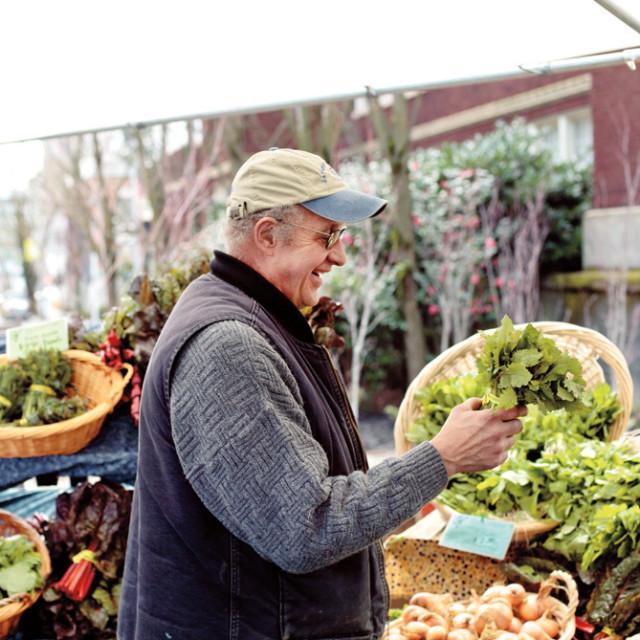 John eveland farmers market vk6wds