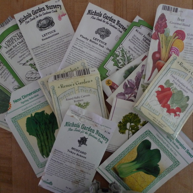 Seed packets dvop0c