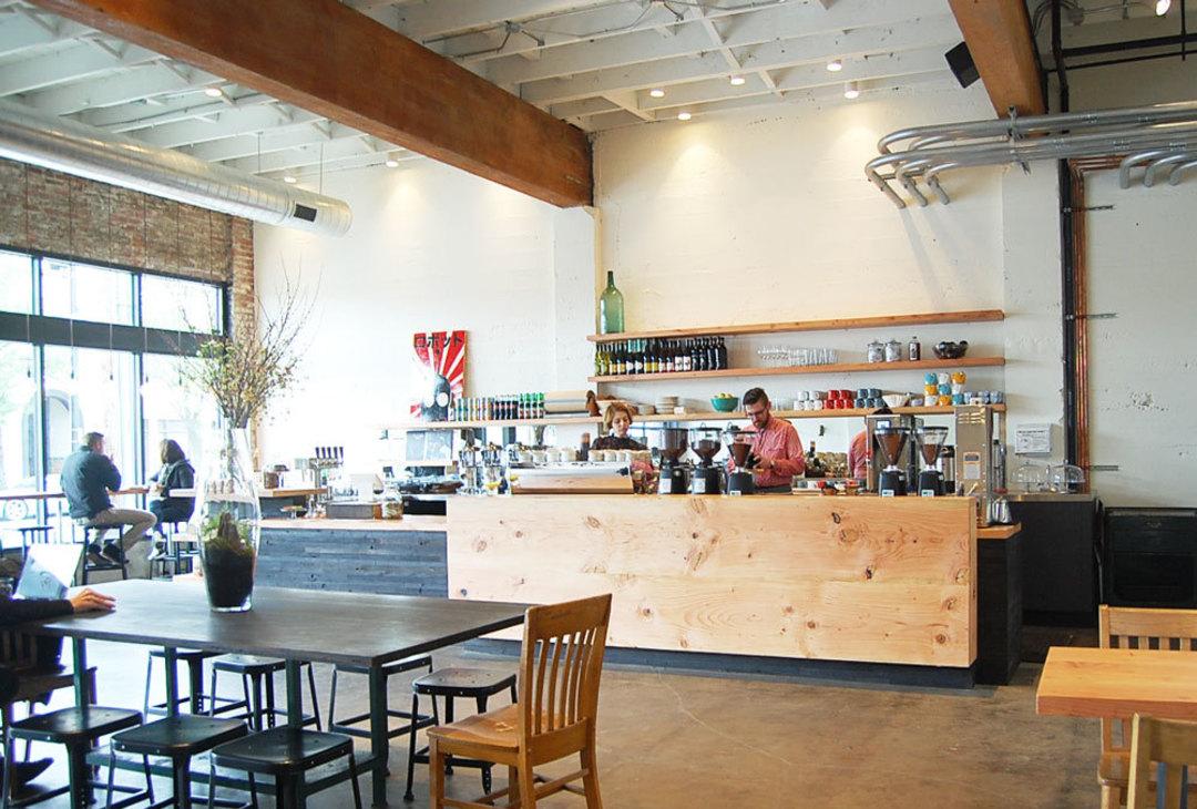 The Chocolate Cafe Bar Portland