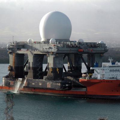 Xband radar boeing espfj4
