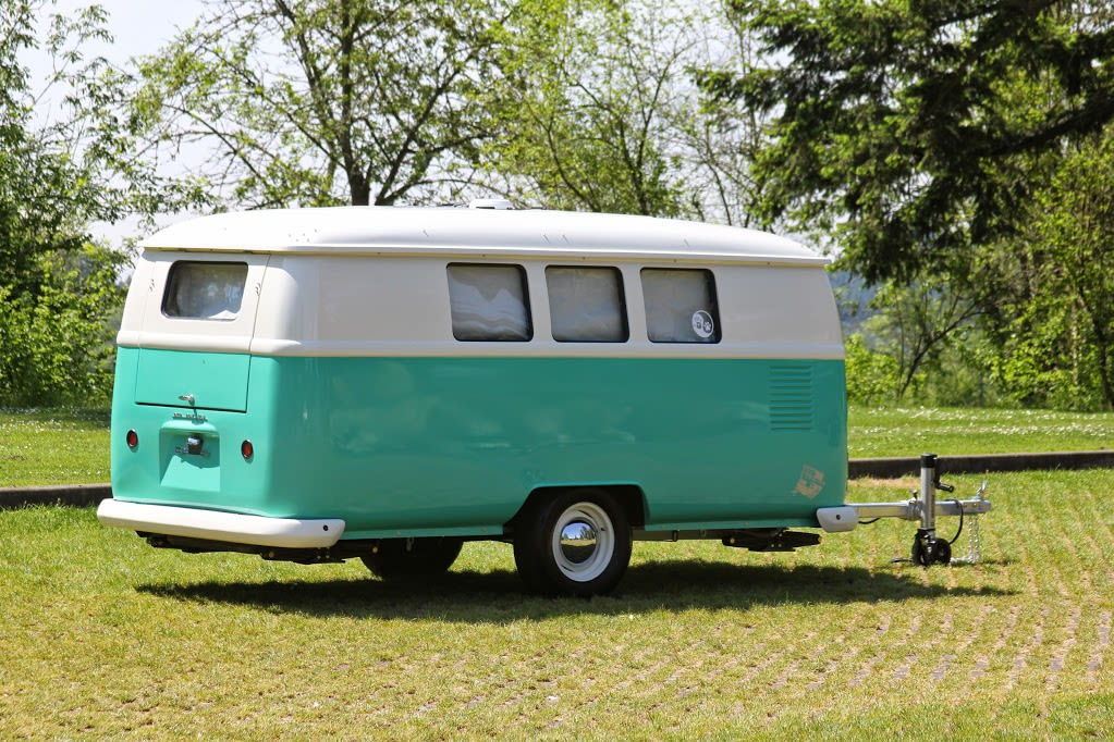 These Dreamy Retro Campers Will Make You Think Youre Adventuring In