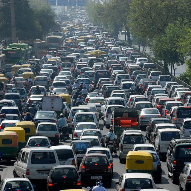Giant traffic jam m0pfwa