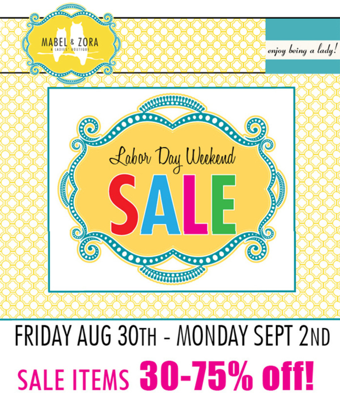 Labor Day Sales Portland Monthly