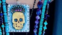 Thumbnail for - Boo-tiful Skulls and Crosses for Diva de los Muertos