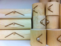 Roost birch boxes