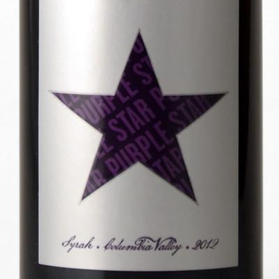 Purple star syrah 2012 mhyqbd