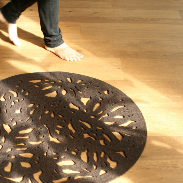 Katetroyer felt floor piece i4umaf