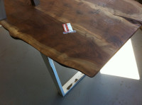 Denali walnut table