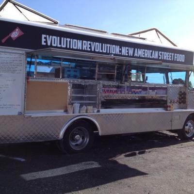 Evolution revolution food truck r7erpu