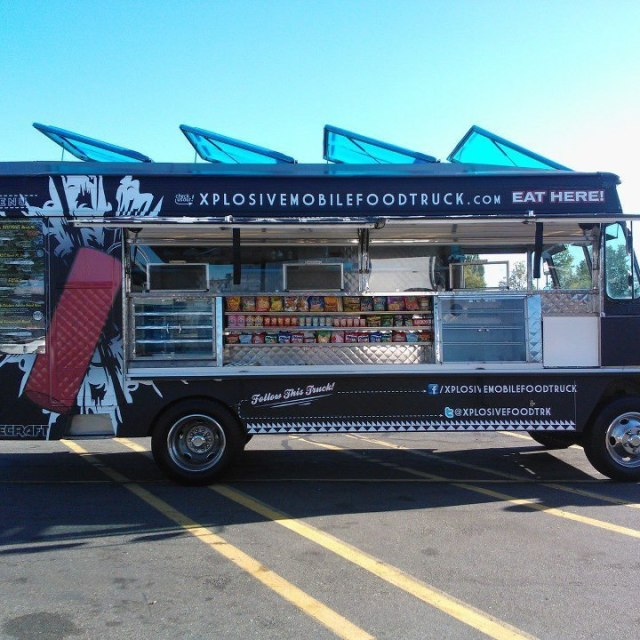 Xplosive food truk seattle rlej2g