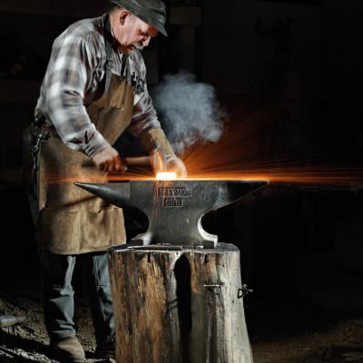 Darryl nelson blacksmith mryhxh