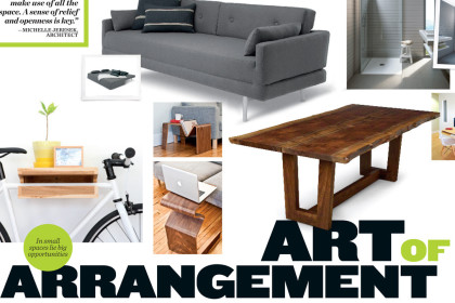 Thumbnail for - Home Furnishings for Small Spaces