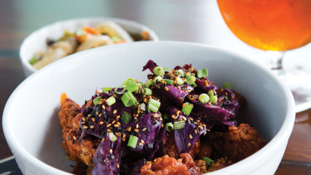 0815 table karbach korean fried chicken oyy40g