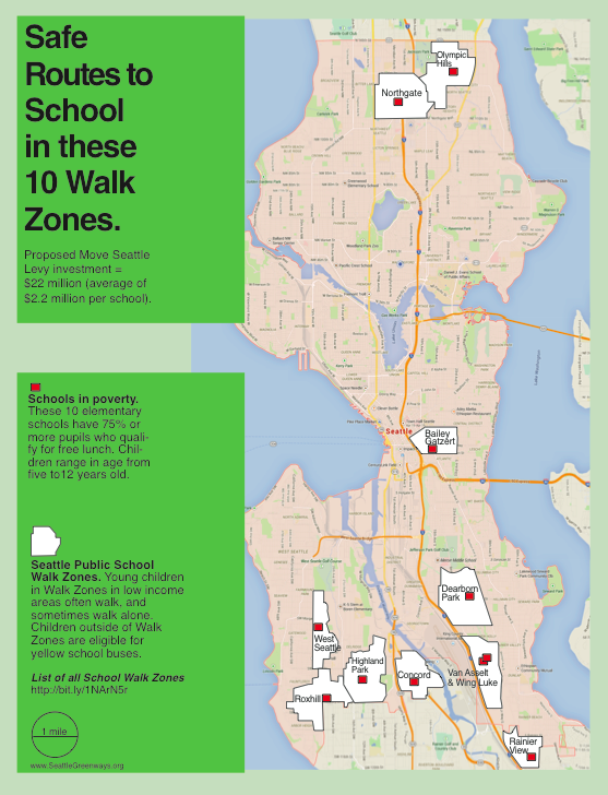 Safe Routes to Schools Activists Demand More Money from Murray Plan ...