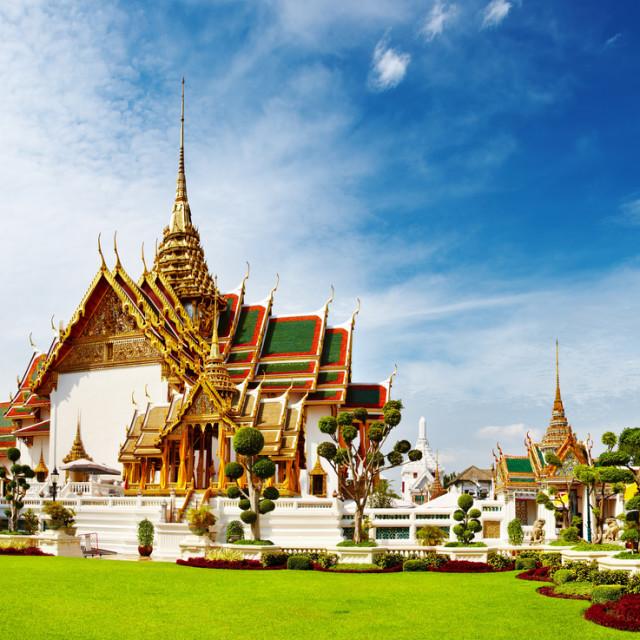 Grand palace  bangkok  thailand wupr7t