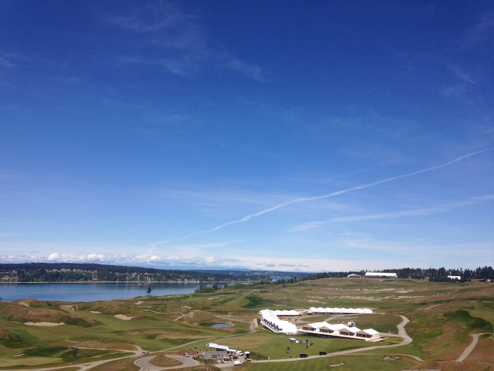 Chambers bay clubhouse knyh0q