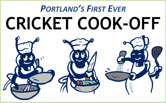 Cricket cook off h007yg
