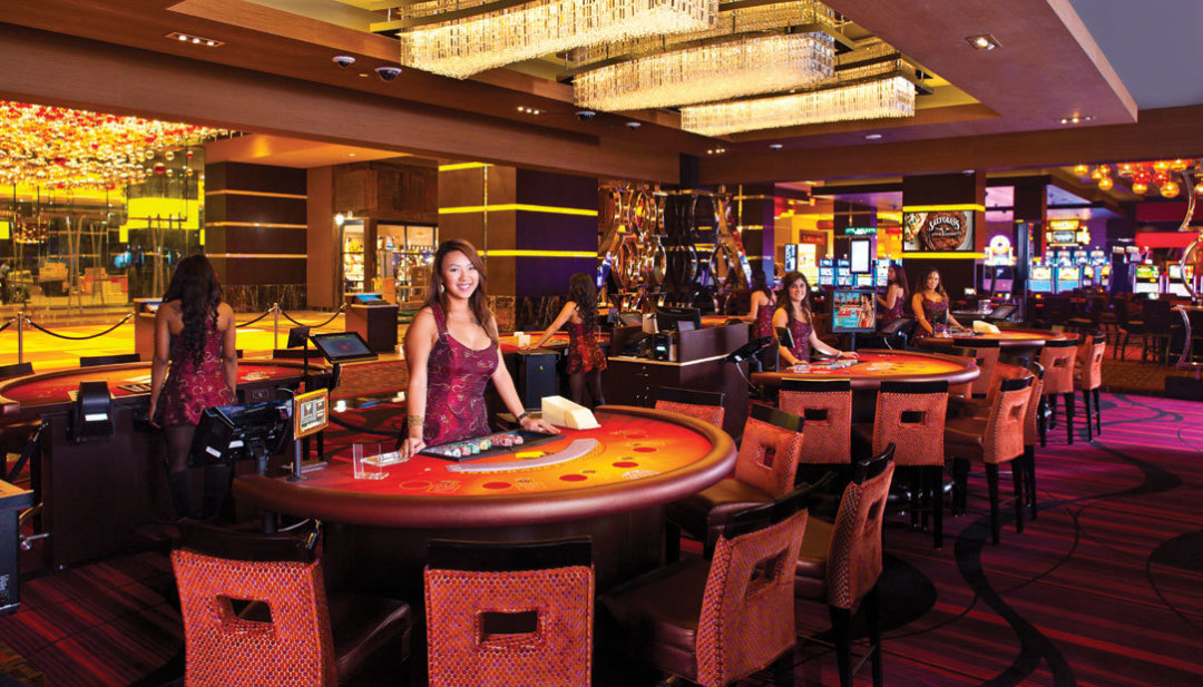 Slot floor person jobs las vegas