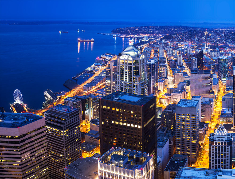 The Top 6 Reasons Why Sky View Observatory Makes You A Seattle Insider