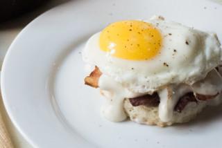 Thumbnail for - Recipe: Eggs Beauregard