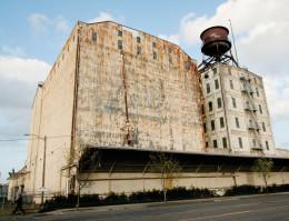 Centennial Mills in Northwest Portland