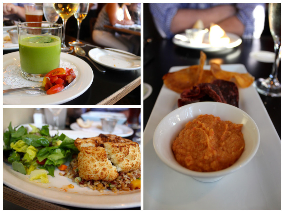 The Four Course Vegetarian Menu At Backstreet Cafe Is Only 35 During Houston Restaurant Weeks