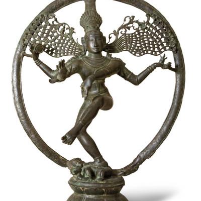 3 066 art museum shiva bronze ycmh97