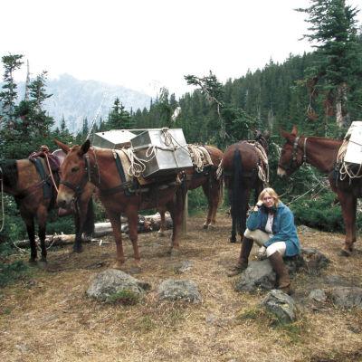 Olympic park backcountry horsemen v75mts