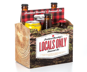 Portland Monthly Summer Sixer Six Pack