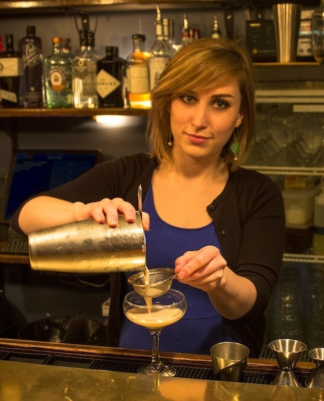 Too Much To Drink Anth: Five Questions For The Bartender: Knee High Stocking Co.'s