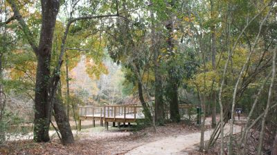 Lake houston wilderness park of2nis